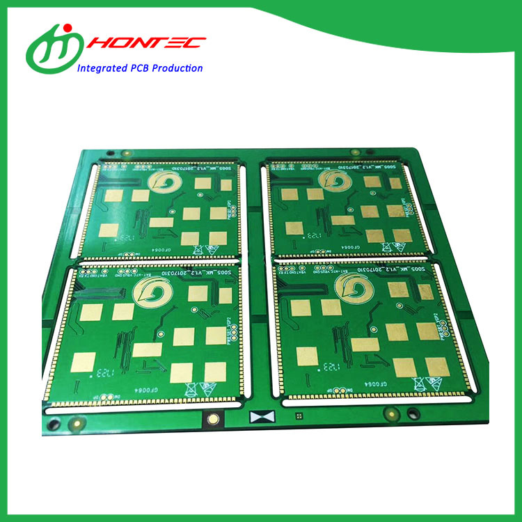 Cross Blind Buried Hole PCB