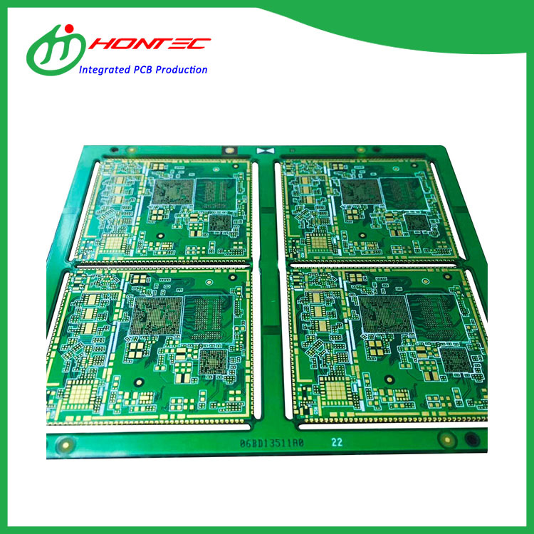 4 Layer High Precision HDI PCB