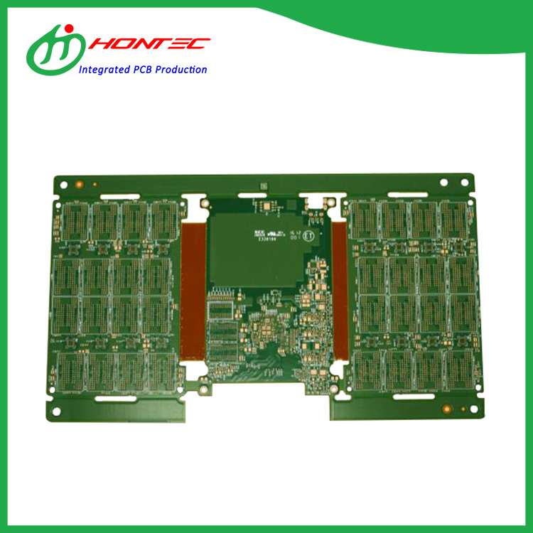Enterprise SSD Rigid Flex Board