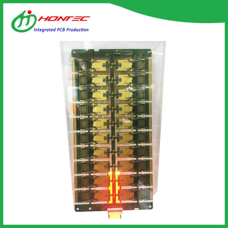 100G 광 모듈 PCB