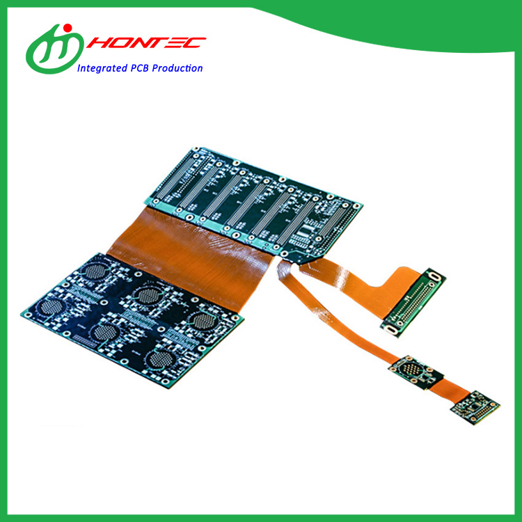 Aviation tanker control Rigid Flex PCB