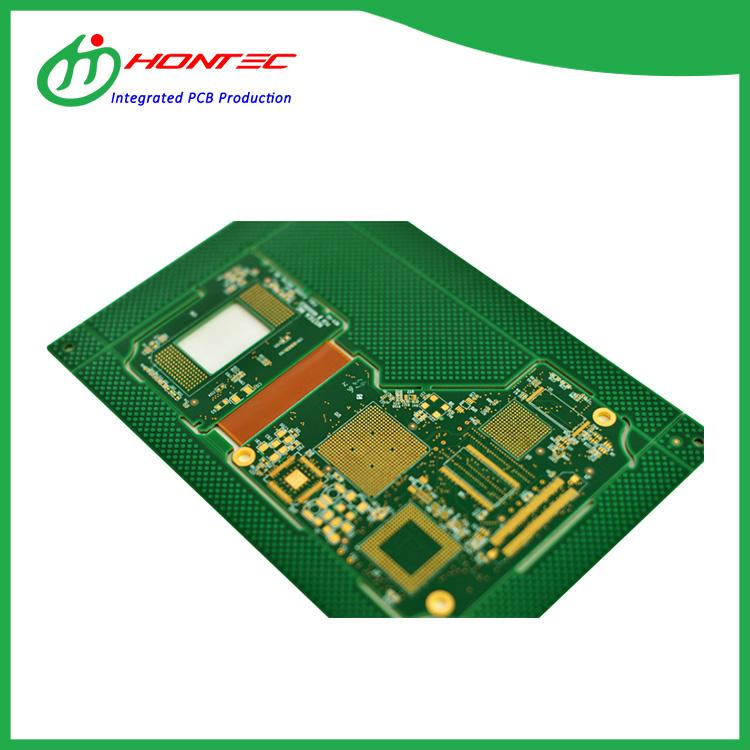 18 Қабати Rigid-Flex PCB