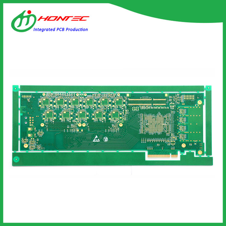 Высокоскоростная видеокарта PCB