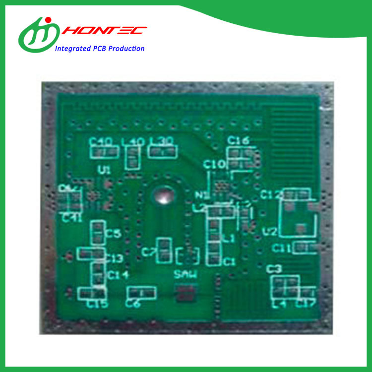 Frekansek bilind bi Mixture PCB re