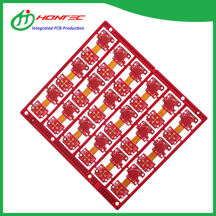 R-F775 Rigid-Flex PCB