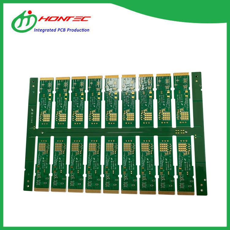 200G optisk modul PCB