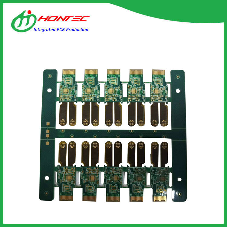 40G optisk modul PCB