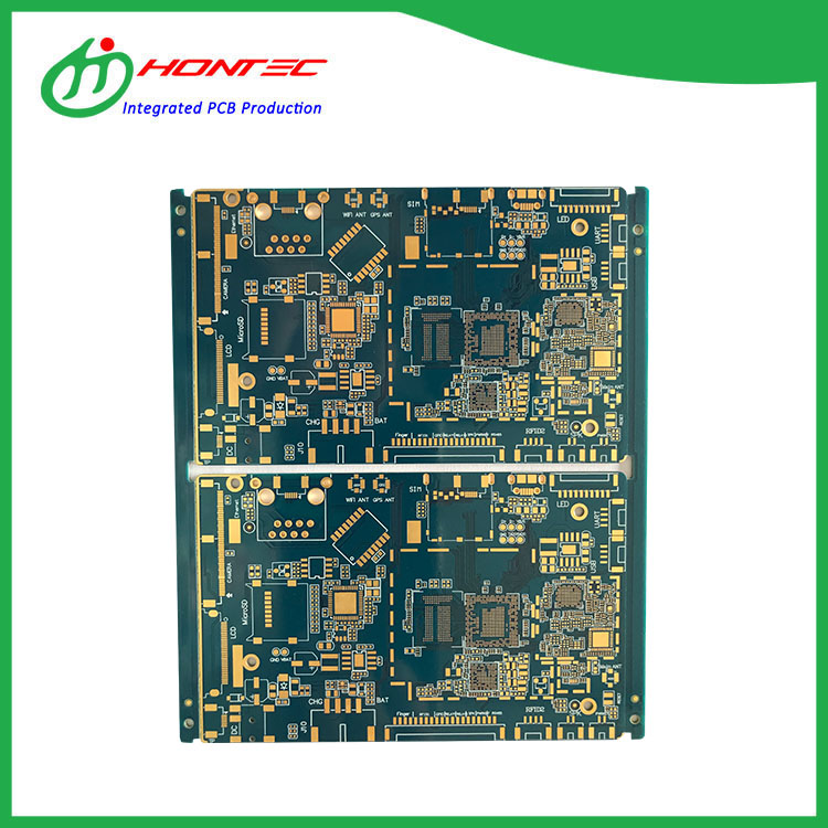 6-layers 2Step HDI PCB