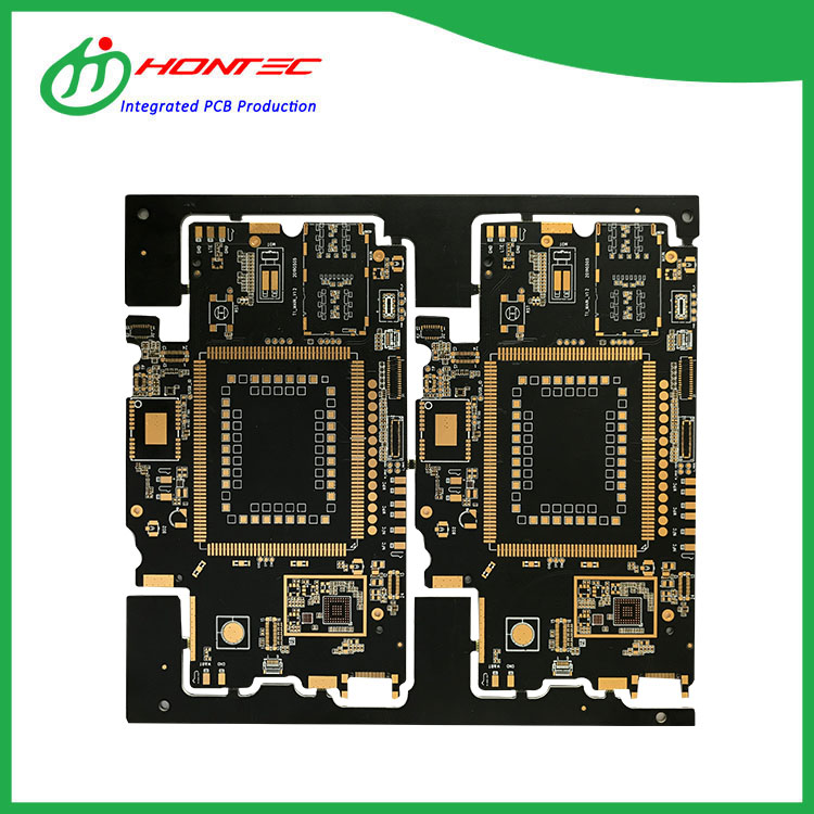 6 layers of any interconnected HDI PCB