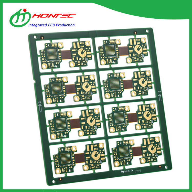 8-layer rigid-Flex PCB