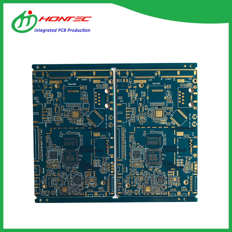 8-layers 3Step HDI PCB