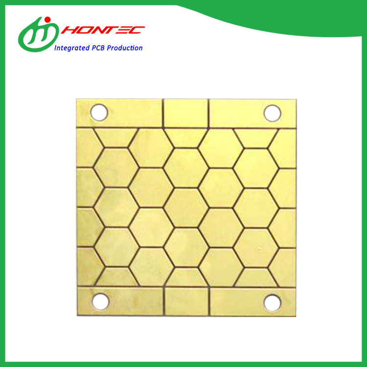 Alumina Ceramic PCB for auto lamp
