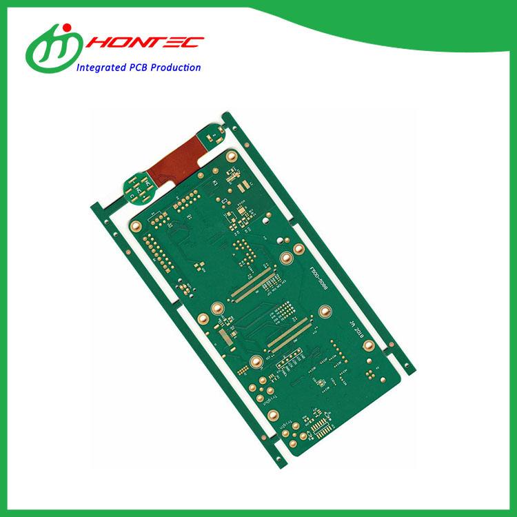 EM-528 Rigid-Flex PCB