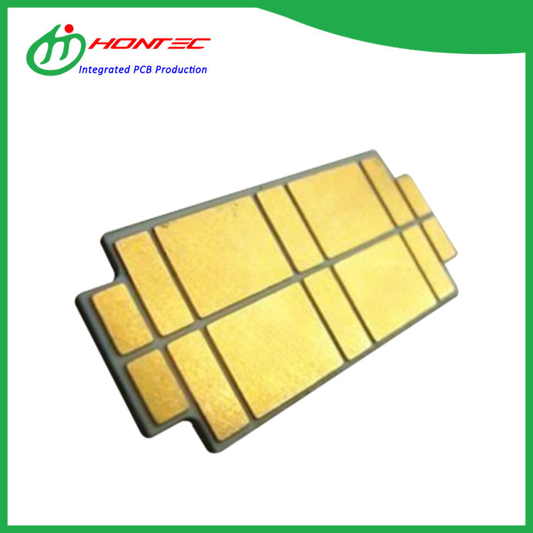 High-power LED ceramic PCB