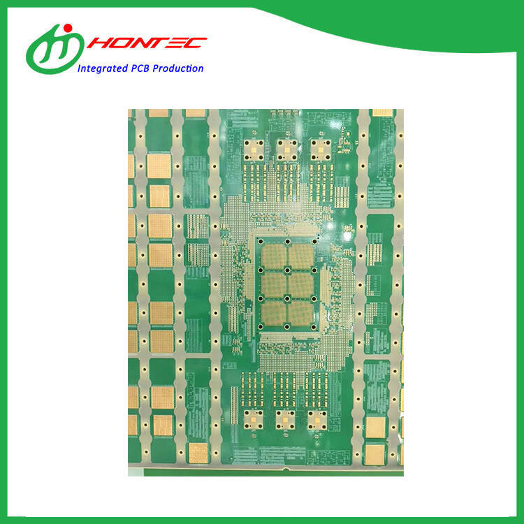 Meg7 High speed PCB