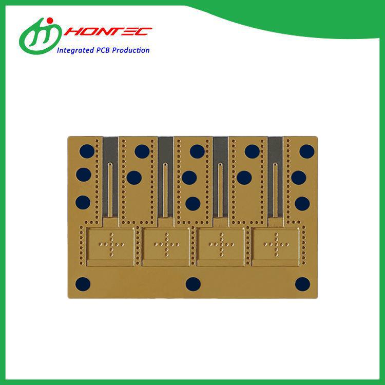 Mikrostreifen-Leiterplatte