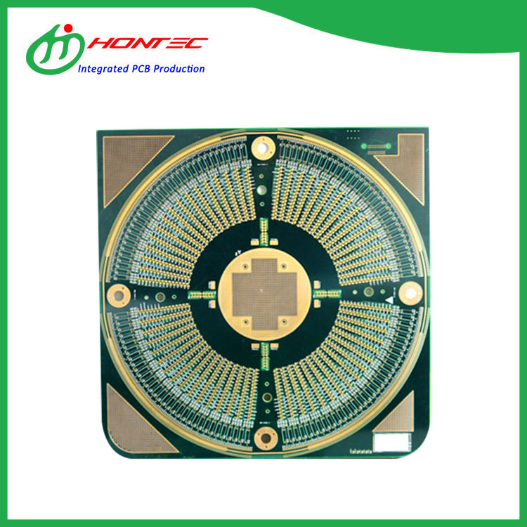 Multilayer precision PCB