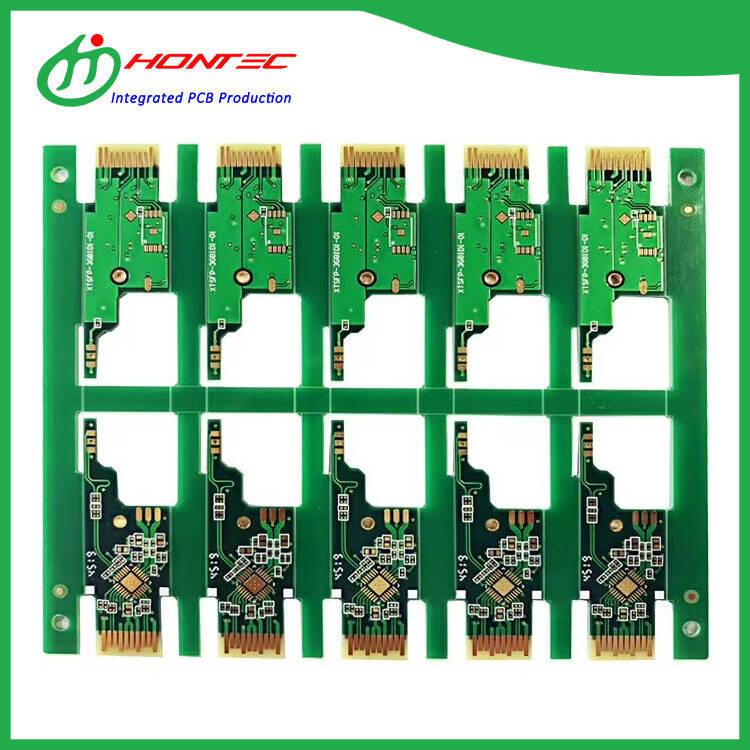 Аптычны модуль PCB
