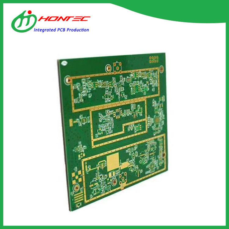 PCB de alta frecuencia Ro4003c