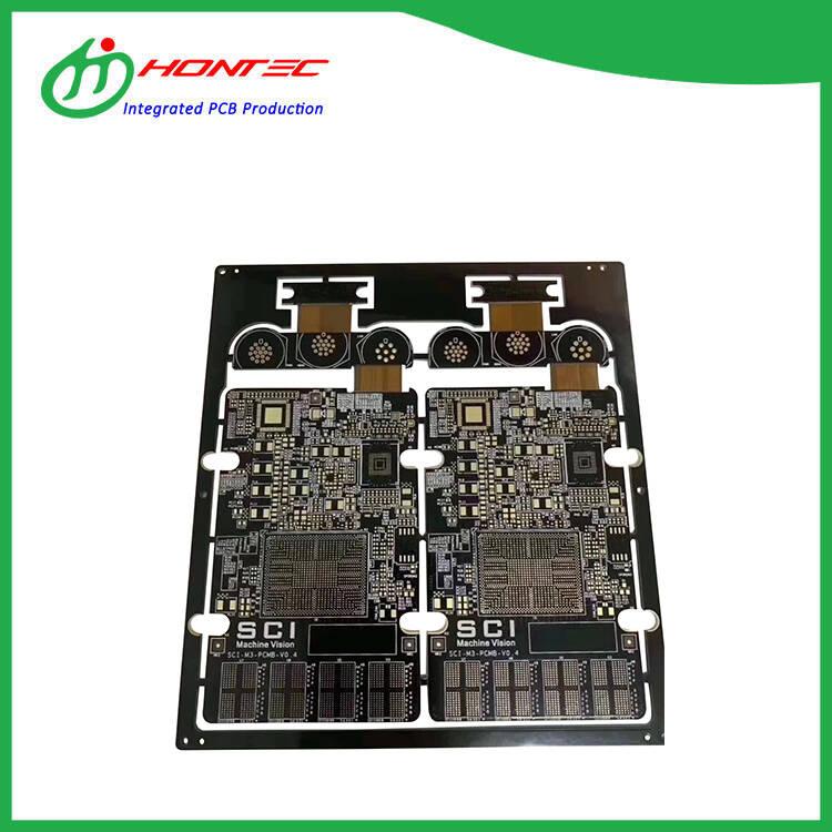 AP8555R 리지드 플렉스 PCB