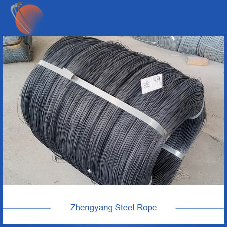 Phosphated Steel Wire For Redrawing