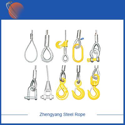 Spliced Wire Rope Slings