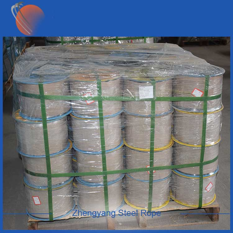 Steel Roping Wires