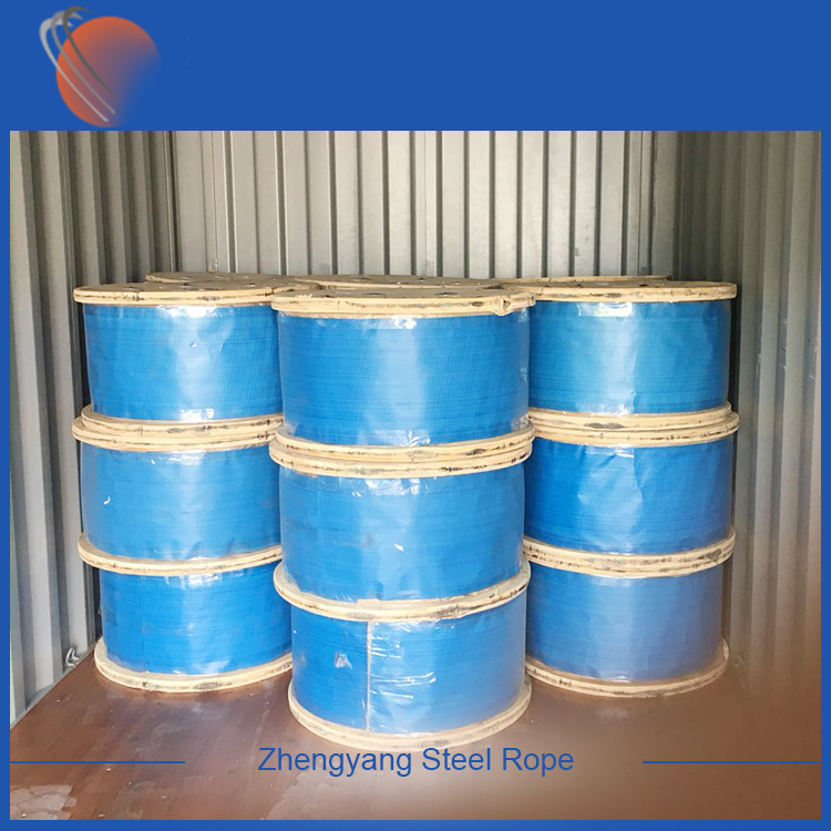 Steel Wire For Optical Cable