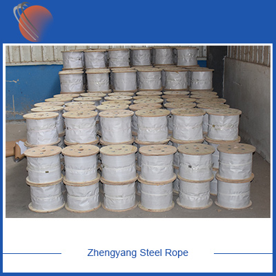 Steel Wire Rope For Lashing