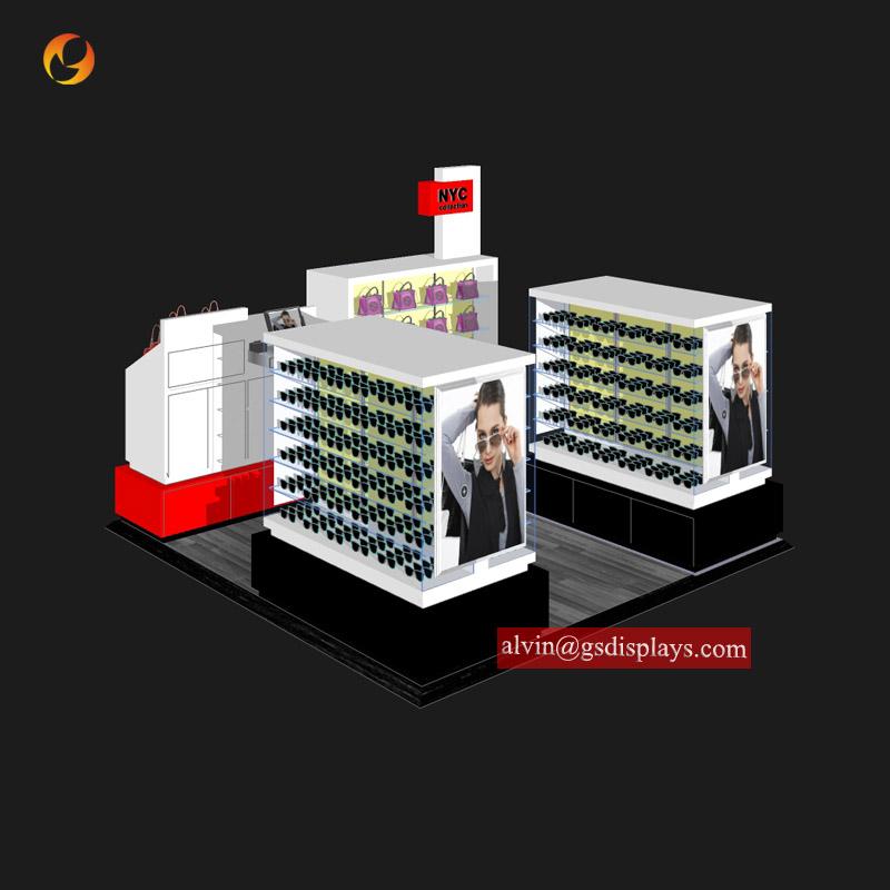 10ft By 12ft Luxury Bags Kiosks