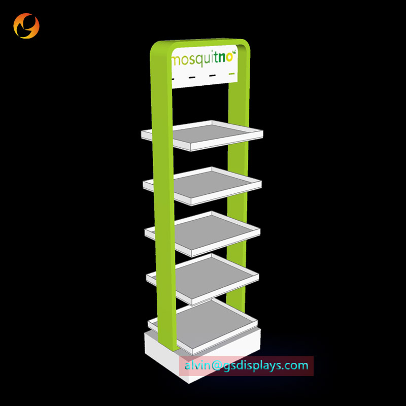 Anti-Mosquito Products Store Racks