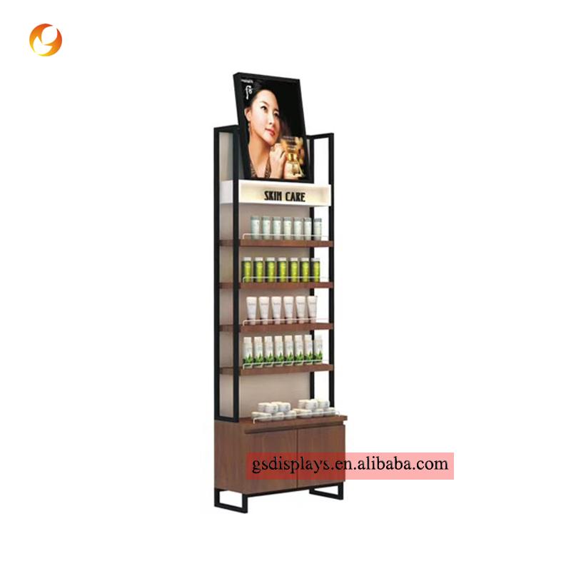 Cosmetics Store Display Showcases