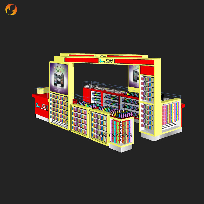 Retail Mall Mobile Phone Shop Furniture