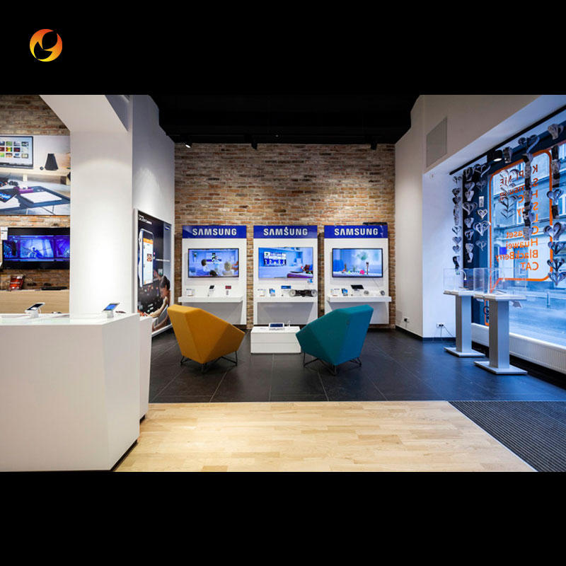 Smart Phone Store Display Counters