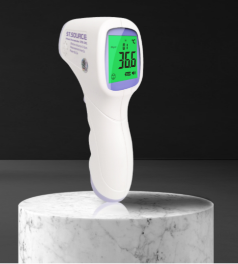 Measuring thermometer
