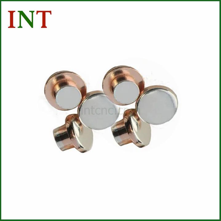 AgSnO2 Silver Contacts