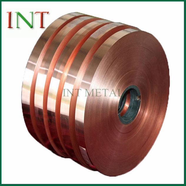 C1100 Transformer Copper Strip