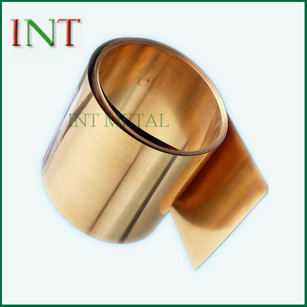 C24000 CuZn20 Brass Strip