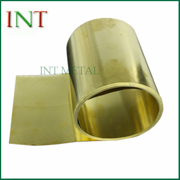 C27200 CuZn37 Brass Strip