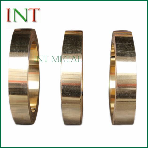 C51900 Strip ng Bronze