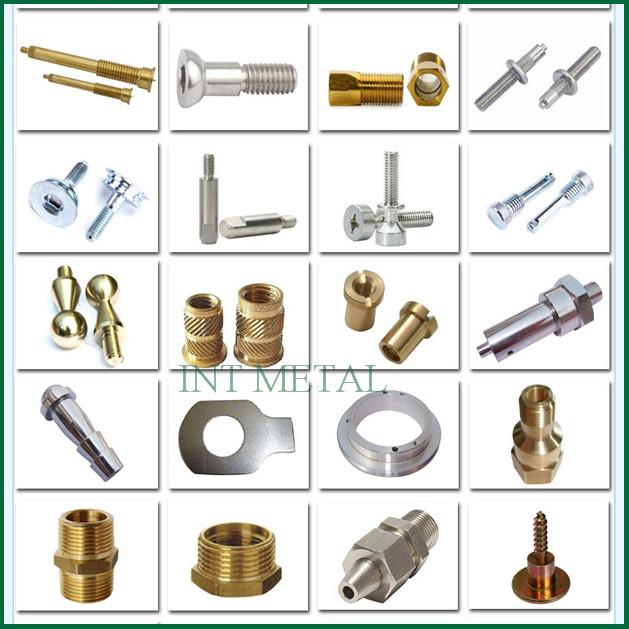 CNC metalldelar