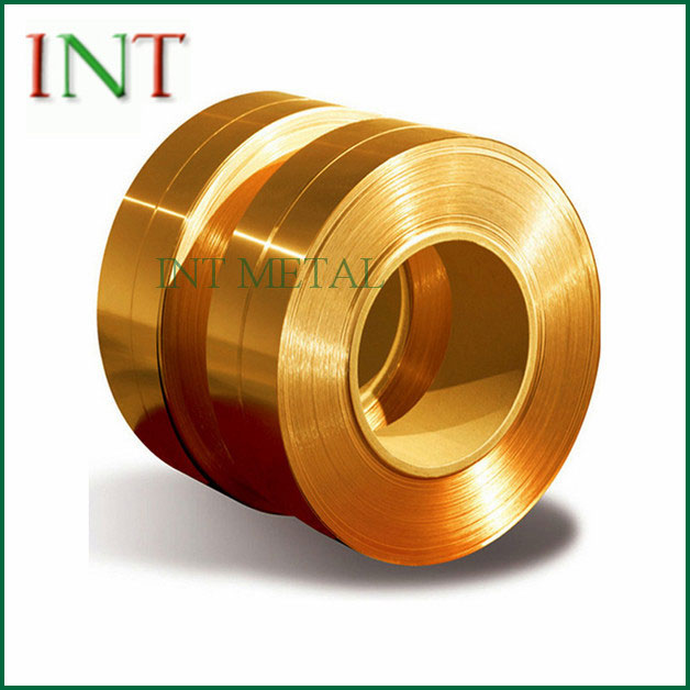 CuSn5 Phosphor bronz szalag