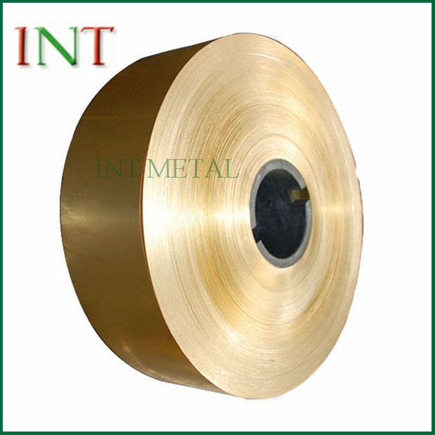 H68 Brass Strip Tape