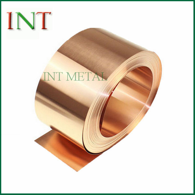 H90 Brass Strip Coil