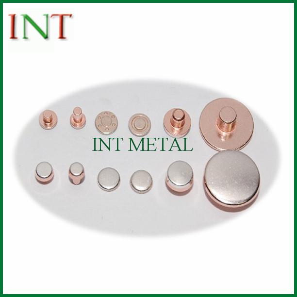 Hubungi Elektronik Zinc Perak