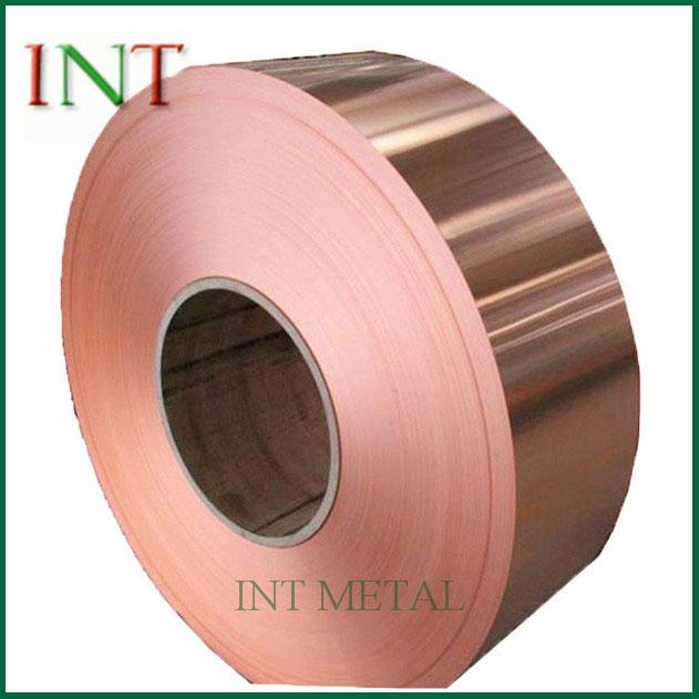 Soft Copper Strip