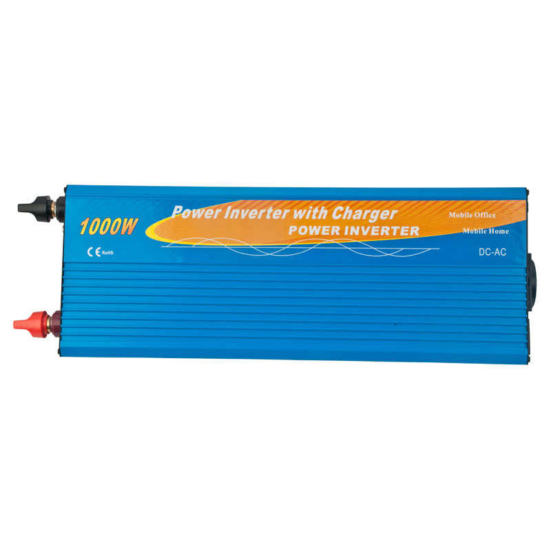 Inversor 1000w con cargador de batería