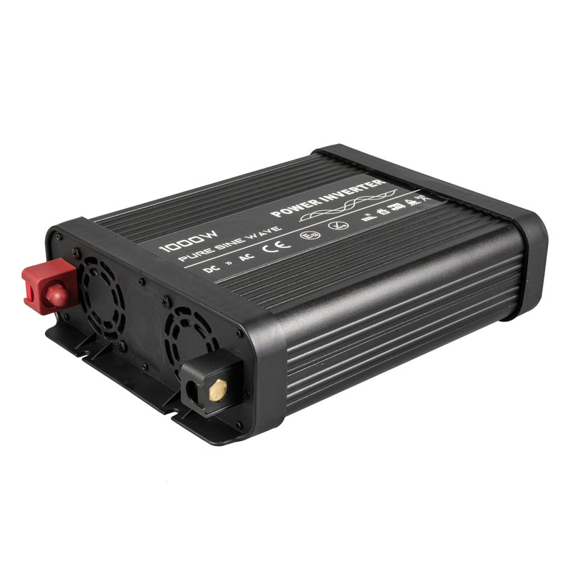 1000w Pure Sine Wave Inverter Dengan Tampilan Digital