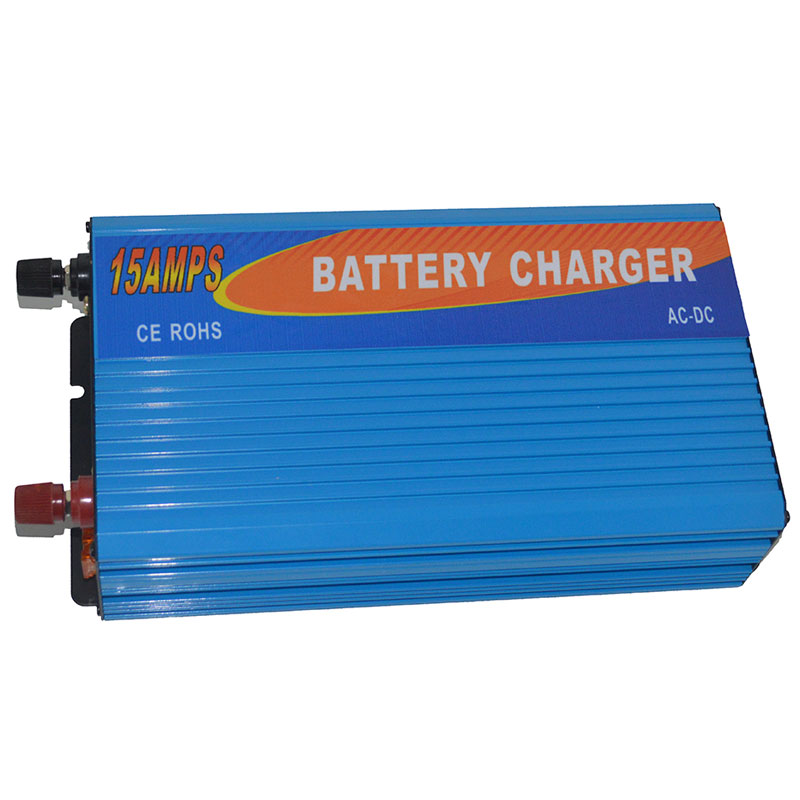 12V 15A Battery Charger