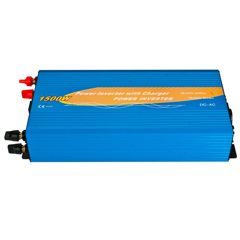 1500w Inverter With Battery Charger